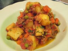 Frugal Queen: Keema with potatoes and peas 66p per portion