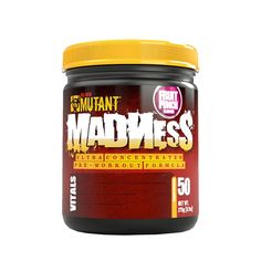 Mic's Body Shop Angebote MUTANT Madness 275g/Fruite PunchIhr QuickBerater