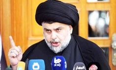 Iraq's Shiite cleric Sadr urges Assad to step down. NAJAF: Influential Iraqi cleric Moqtada Sadr on Saturday called on Syrian President Bashar Assad to step down, also calling on Washington and Moscow to stop intervening in the conflict. The young Najaf-based Shiite cleric condemned the killing of 87 people, including 31 children, in a suspected chemical attack last week in an opposition-held Syrian town that has been widely blamed on Damascus.