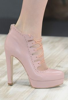 Shoes atBlugirl Spring 2013