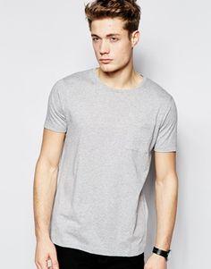 ASOS T-Shirt With Pocket