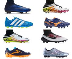 Tips Memilih dan Membeli Sepatu Bola Terbaru 74b87879ec