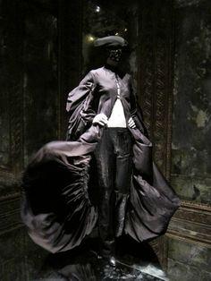Romantic Goth: Parachute Jacket | Alexander Mcqueen