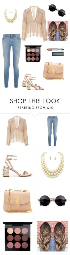 """""""Untitled #470"""" by jbillington ❤ liked on Polyvore featuring Ulla Johnson, Givenchy, Miss Selfridge, Chloé and Maybelline"""