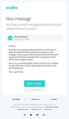 9 best mailto email templates images on pinterest email ready to use email templates converting prospects into customers compatible with mailchimp sendgrid and other major email marketing platforms friedricerecipe Image collections