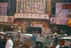 = Bangkok 1956 by Terry McTigue