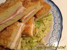 Il gateau di patate o torta di patate è un tradizionale piatto del sud italia a base di patate, formaggio e prosciutto cotto.