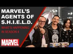Agents Of S.H.I.E.L.D. - Marvel LIVE! At NYCC 2016 - Video --> http://www.comics2film.com/agents-of-s-h-i-e-l-d-marvel-live-at-nycc-2016/  #Comic-Con