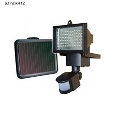 LED Solar Motion Light Security Light Heavy Duty Built to withstand Weather