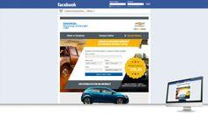 CONSÓRCIO CHEVROLET - Conceituação e projeto gráfico e criação de abas (App) personalizadas. Geração de conteúdo e criação de posts personalizados. Social ADS para geração de LEAD de vendas.