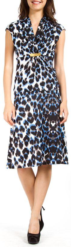 Roberto Cavalli Dress @Michelle Coleman-HERS