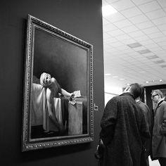 Vivian Maier - The Death of Marat, 1962. °