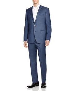 a1b27d77 BOSS HUGO BOSS Nailhead Hutson/Gander Slim Fit Suit Men - Suits & Tuxedos -  Bloomingdale's