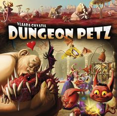 Dungeon Petz they eat...they poop...they make big messes...they're FUN!!