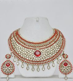 Indian Wedding jewelry Set