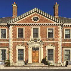 Caumsett Manor. (at Lloyd Neck, NY)