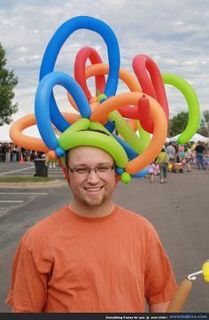 The Amusement Park Hat