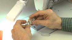 Лапки для швейных машин.Лапка для подгибки