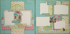 Bloom Two Page Layout