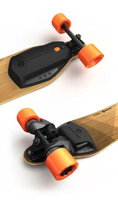 Boosted Boards.