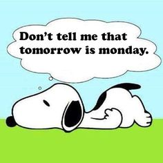 Another Funny saying for people who Hate Mondays