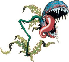 View an image titled 'Deku Baba Art' in our The Legend of Zelda: Ocarina of Time art gallery featuring official character designs, concept art, and promo pictures. Deku Tree, Character Art, Character Design, Ocarina Of Times, Little Shop Of Horrors, Carnivorous Plants, Breath Of The Wild, Time Art, Creature Design