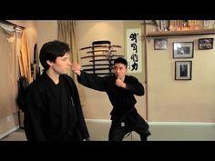 How to Do Tai Sabaki & Zan Shin | Ninjutsu Lessons - YouTube