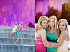 Best Friend Photoshoot with Fashion Photographer Michelle Moore at the Seattle Center Best Friend Photography, Couple Photography, Children Photography, Cute Friend Pictures, Best Friend Pictures, Senior Portrait Poses, Senior Session, Photoshoot Pics, Pic Pose