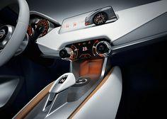 日産、ハッチバックコンセプト「スウェイ」をジュネーブモーターショーで世界初公開 - Car Watch