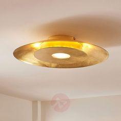 Goldene LED-Deckenlampe Daris-9621117-02