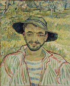 Le Jardinier by Vincent van Gogh, 1889