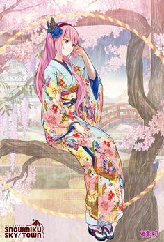 Vocaloid - Megurine Luka - Hanairogoromo - Stronger (?) - Statuen / PVC - Figuren - Japanshrine