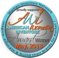 Congratulations Zoya Hajianour, Woman Inventor of the month for May 2013!