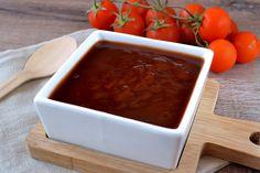 Salsa barbacoa casera (Receta fácil) Salsa Barbacoa Casera, Comida Latina, Mexican, Ethnic Recipes, Desserts, Food, Youtube, Jalapeno Salsa, Red Pepper Sauce