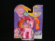 My Little Pony G4 FiM Pinkie Pie Mint MOC 1b #Hasbro