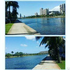 My jogging place