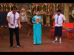 Comedy Nights Bachao Taaza November 6, 2016 Spoerts Aur Comedy Ka Anokha...
