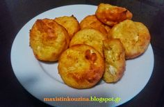 Μάχη στην κουζίνα: Τυροπιτάκια Εύκολα Muffin, Breakfast, Recipes, Food, Morning Coffee, Recipies, Essen, Muffins, Meals