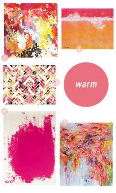 Affordable artwork post. www.stylebyemilyhenderson.com