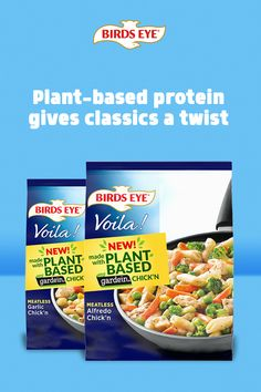 Everything you love about classic chicken dishes, now with delicious plant-based protein from Gardein.​