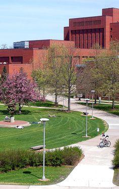 UWEC Campus - Eau Claire