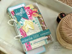 Authentique Paper: Designer Week- Fun Facts with Audrey and Shellye!