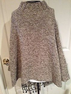 I was out shopping with my friend Michele who noticed a poncho on display. She loved the style but passed on it because of the price tag.