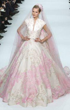 Ellie Saab Wedding Couture