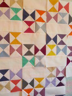 Moda Bake Shop: Charm Crossing Quilt  #modabakeshop #modafabrics #lovepinwin