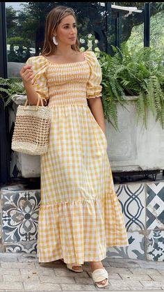 Vestido Casual, Dress Skirt, Short Sleeve Dresses, Womens Fashion, Skirts, Outfits, Instagram, Dress Summer, Dress Template