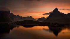 Sleeping Andøya by Swen strOOp