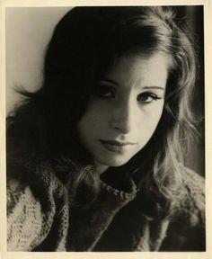 Barbra Streisand, 1960 (via http://www.pinterest.com/cherylflegal/)