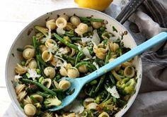 Citrondoftande grön pasta 13sp