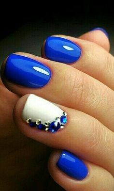 #Gel Nails - #Nail Art Designs - style you 7
